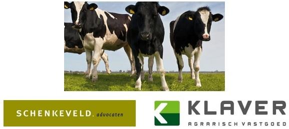 Klaver Agrarisch Vastgoed en Schenkeveld Advocaten