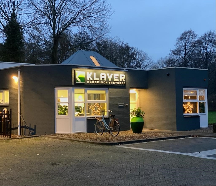 Kantoor Klaver Agrarisch Vastgoed